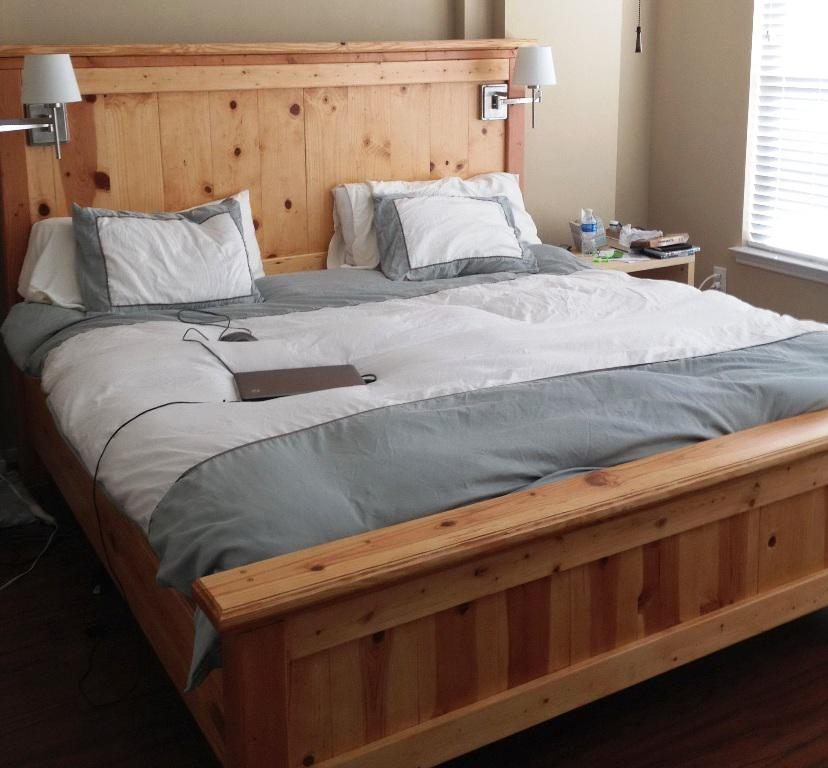 IKEA California King Bed Frame
