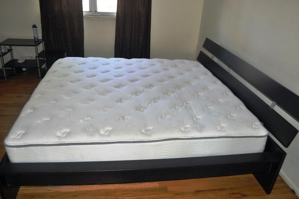 IKEA King Size Bed Mattress