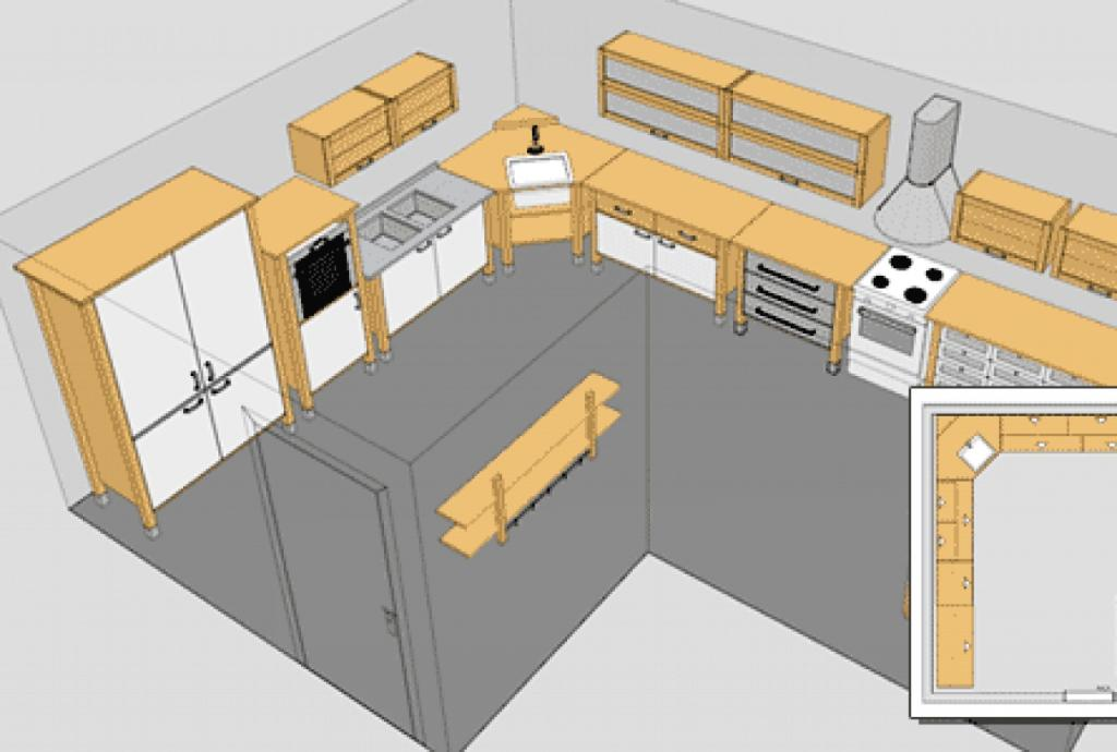 IKEA Kitchen Design Planner