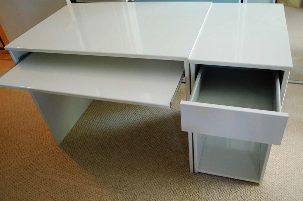 IKEA Malm Desk White