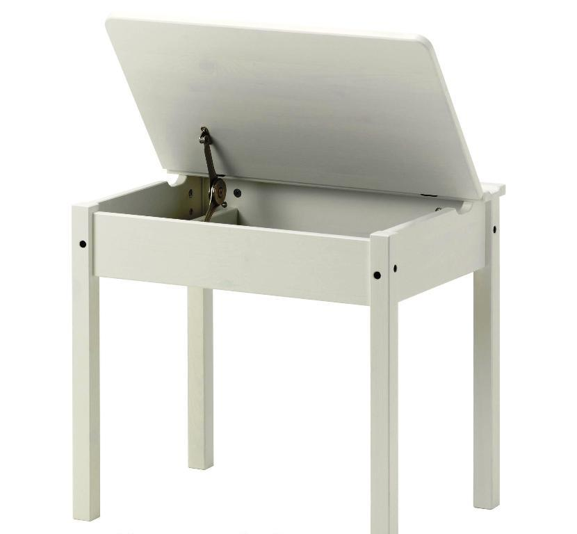 IKEA Small White Desk