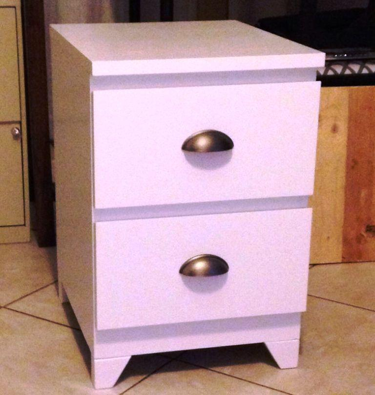 IKEA White Nightstand