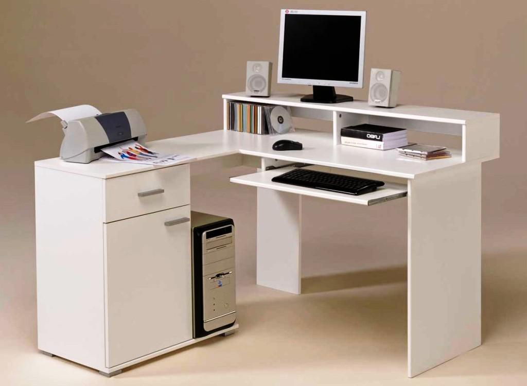 IKEA White Office Desk