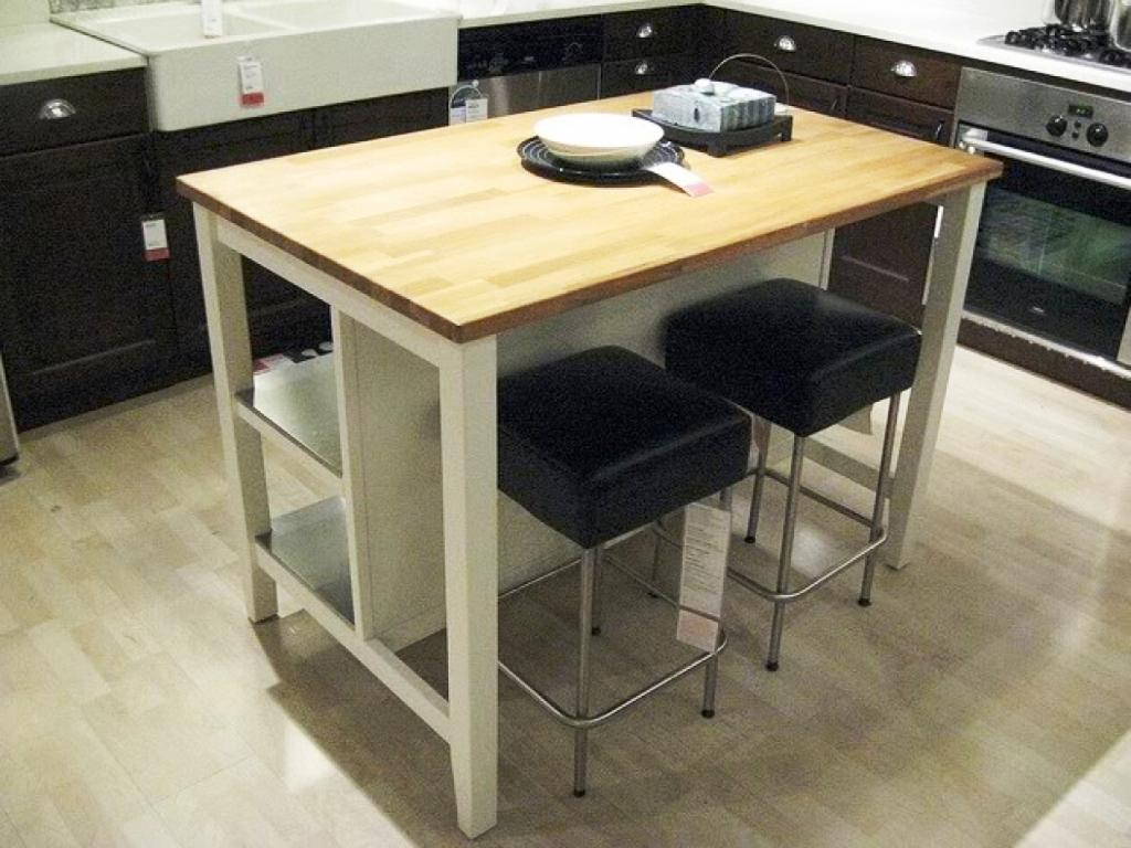 Kitchen Island With Stools IKEA