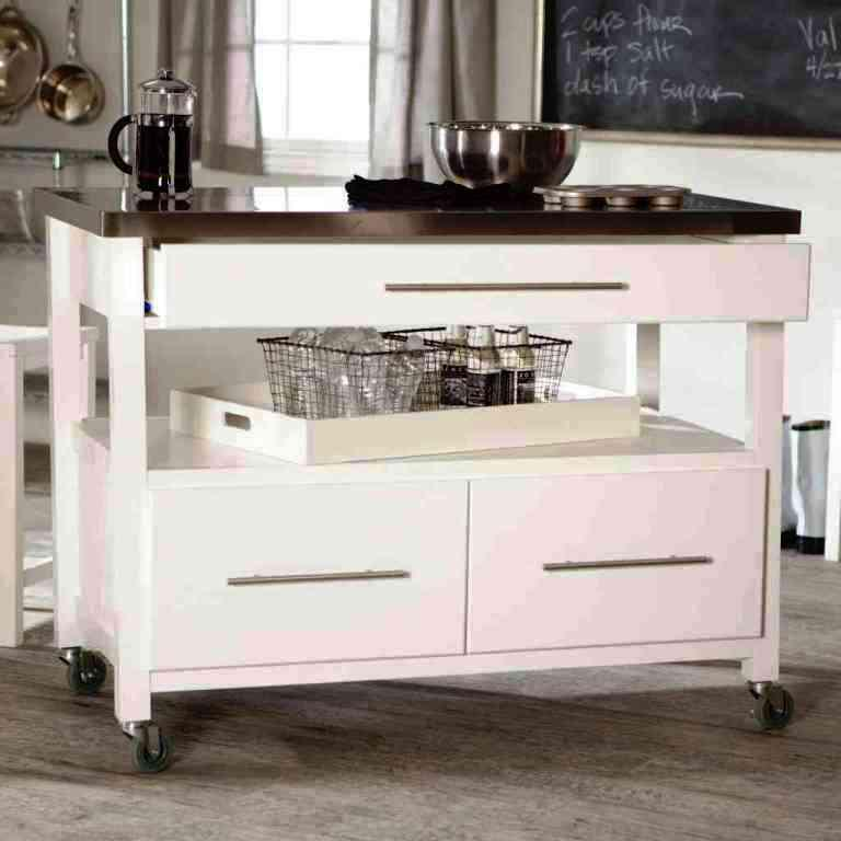 Mobile Kitchen Island IKEA