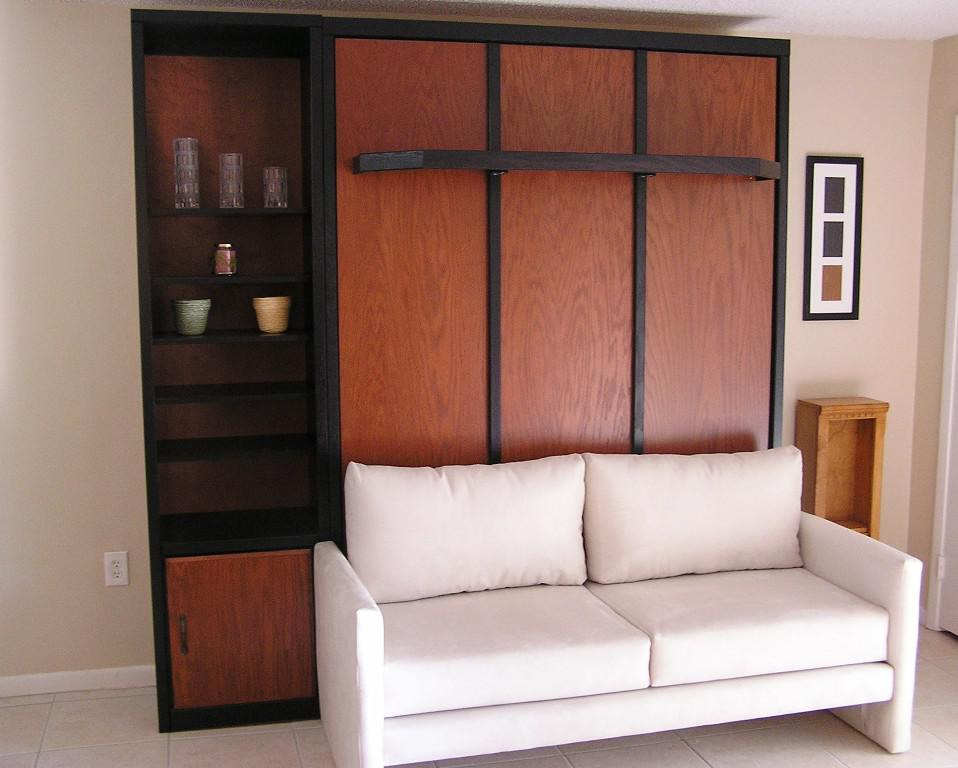 Murphy Wall Bed IKEA Couch