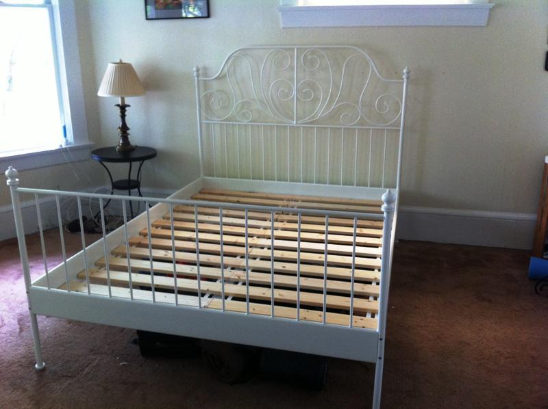 Queen Metal Bed Frame