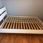 Solid Wood Platform Bed Frame King