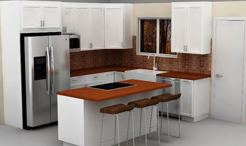 Wood Countertops For Kitchen On Sale