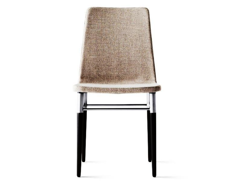 Image of: Armless IKEA Dining Chairs