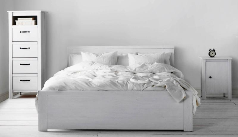 Awesome IKEA White Bedroom Furniture