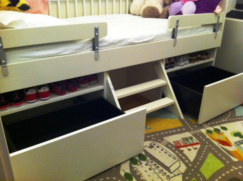 Cabinet Bed IKEA Bedroom Storage Ideas