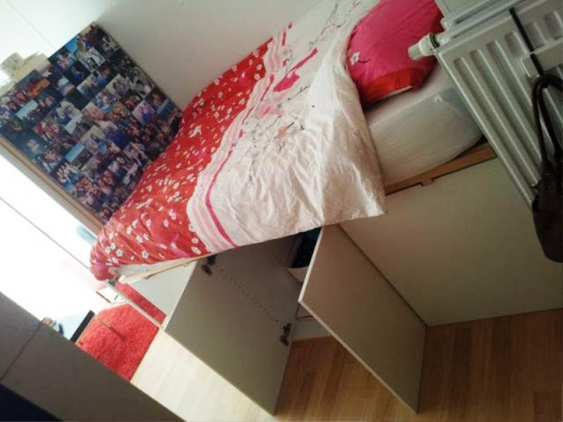 Image of: Cabinet Bed IKEA Underneath Storage