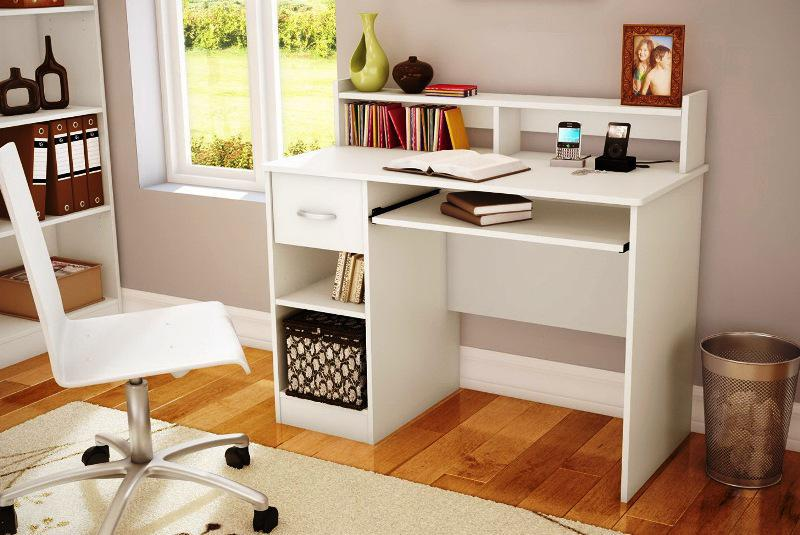 Image of: Childrens Desk And Chair Set White IKEA