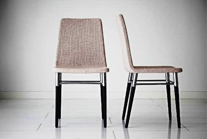 Image of: Comfortable IKEA Dining Chairs Sale