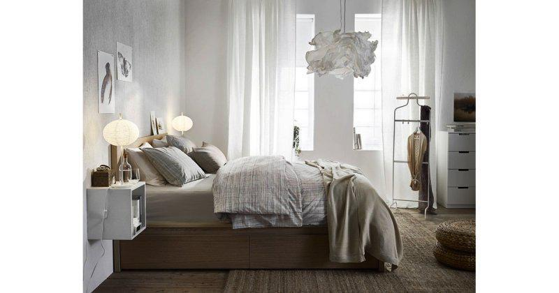 Image of: Contemporary Cabinet Bed IKEA
