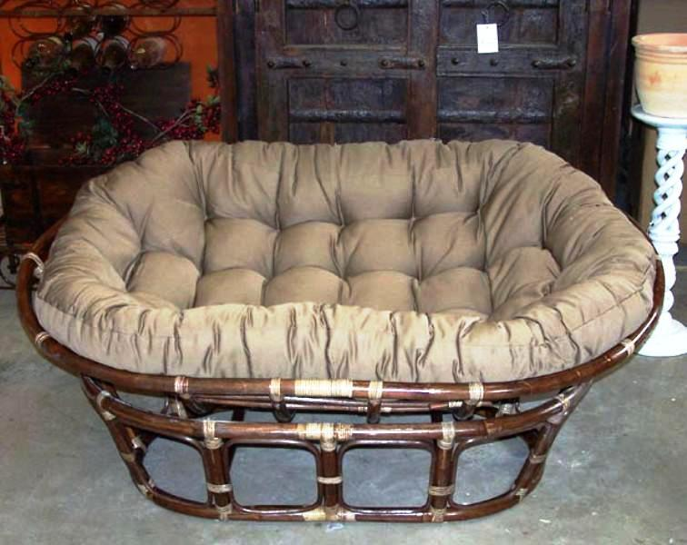 Cushy Papasan Chair IKEA Lounge