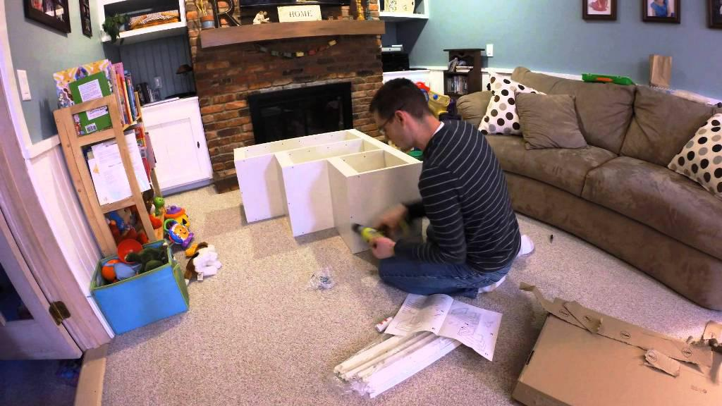 DIY Toy Storage Ideas IKEA