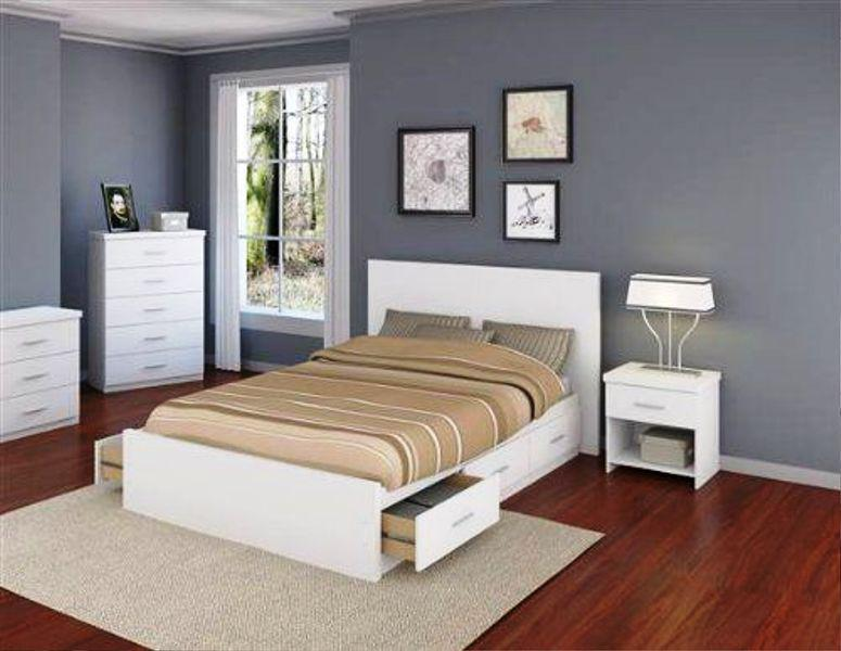Excellent IKEA White Bedroom Furniture Set