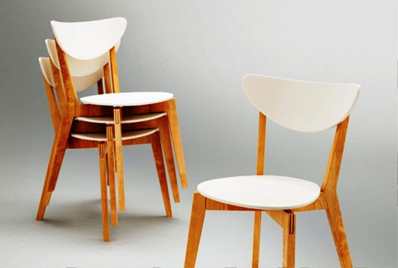 Image of: Fashionable IKEA Dining Chairs On Sale