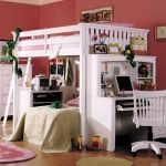 Full Size Loft Bed IKEA