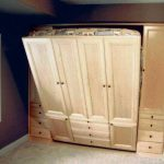 Hideaway Cabinet Bed IKEA Designs Ideas