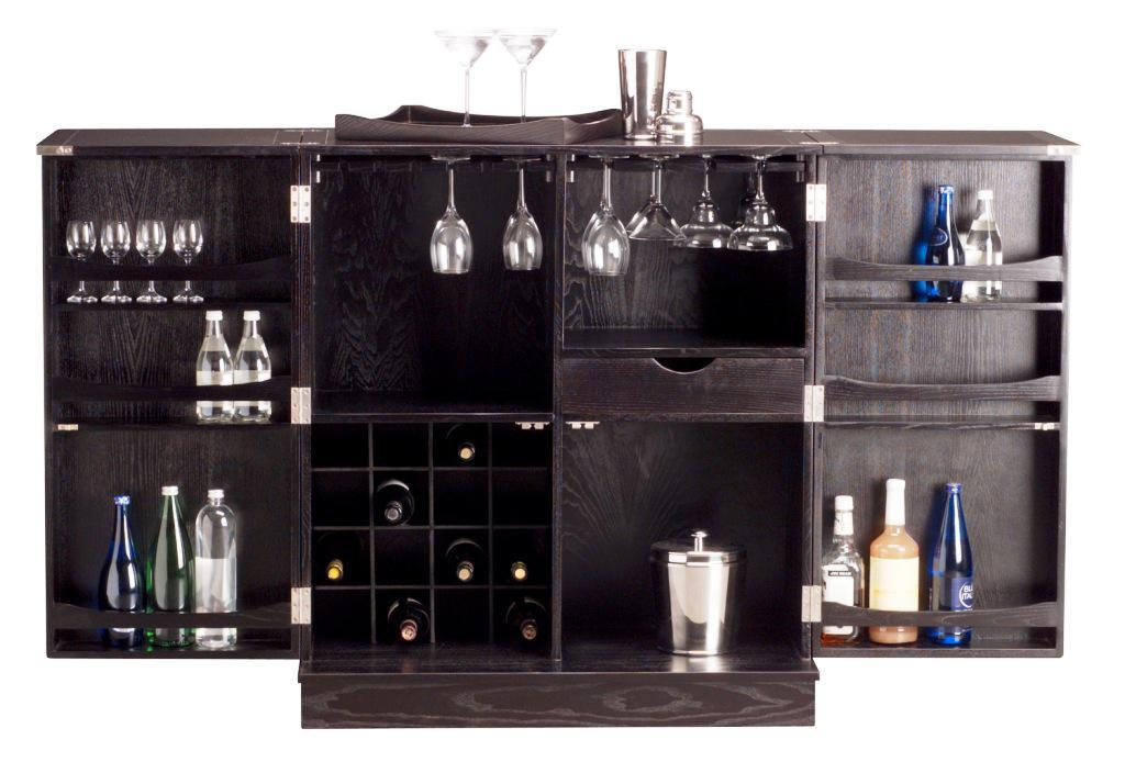 Home Bar Cabinet IKEA Design Ideas