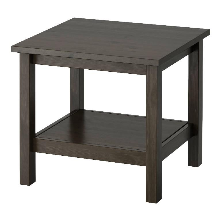 IKEA Black Side Table