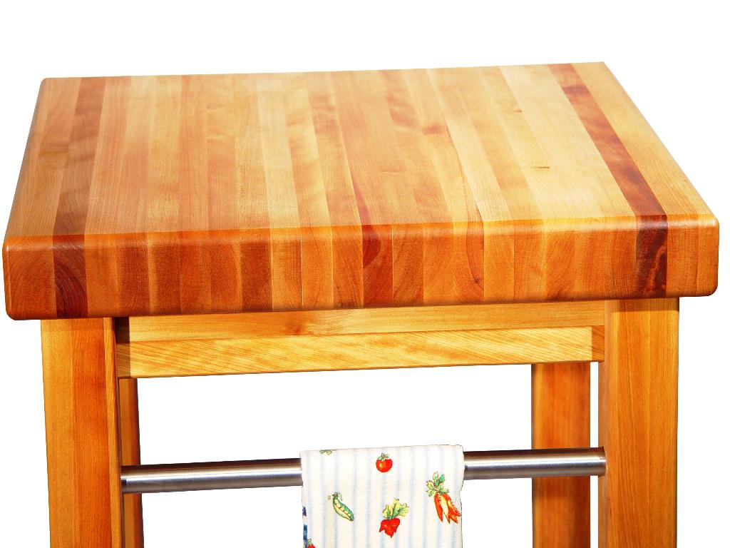IKEA Butcher Block Countertops Table