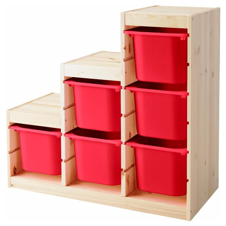 IKEA Childrens Toy Storage