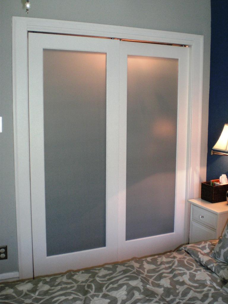 IKEA Closet Door Ideas