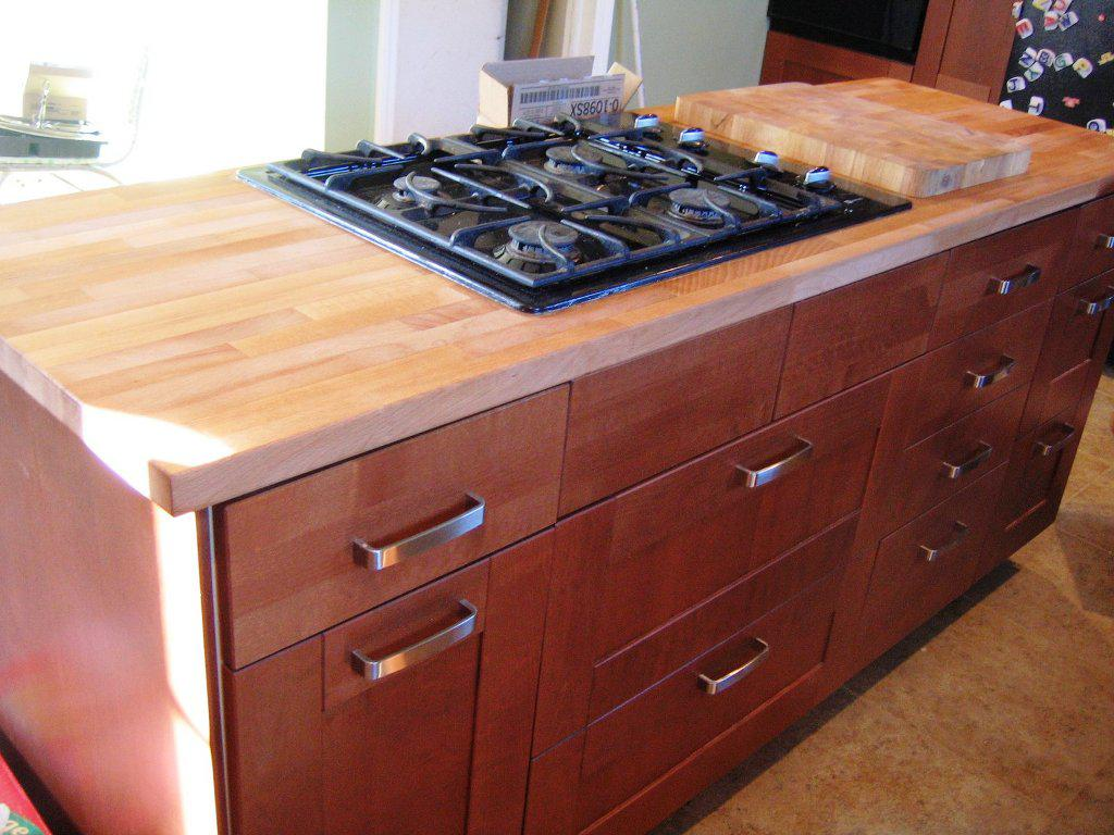 IKEA Countertops Butcher Block