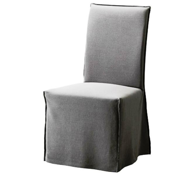 Image of: IKEA Dining Chairs HENRIKSDAL Cover