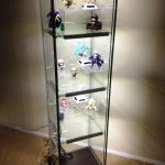 IKEA Glass Display Case
