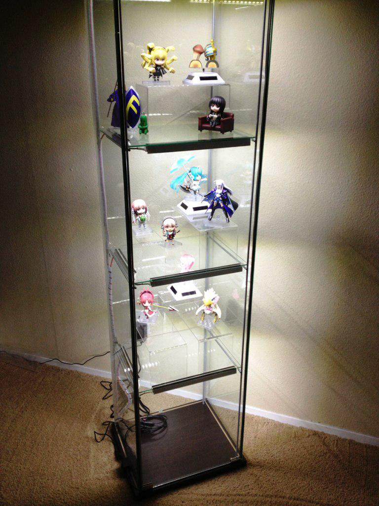 Best IKEA Display Case