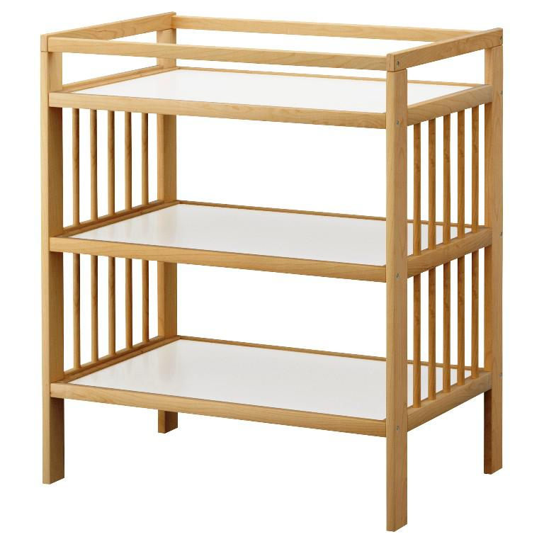 Image of: IKEA Gulliver Changing Table