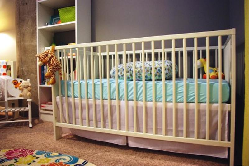 IKEA GULLIVER Crib Baby Furniture