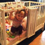 IKEA GULLIVER Crib Conversion Kit