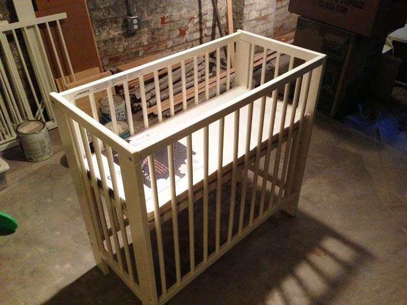 IKEA GULLIVER Crib Hacks Ideas