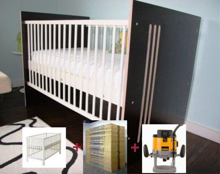 IKEA GULLIVER Crib Replacement Parts
