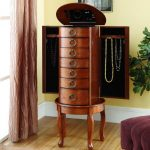IKEA Jewelry Armoire Antique