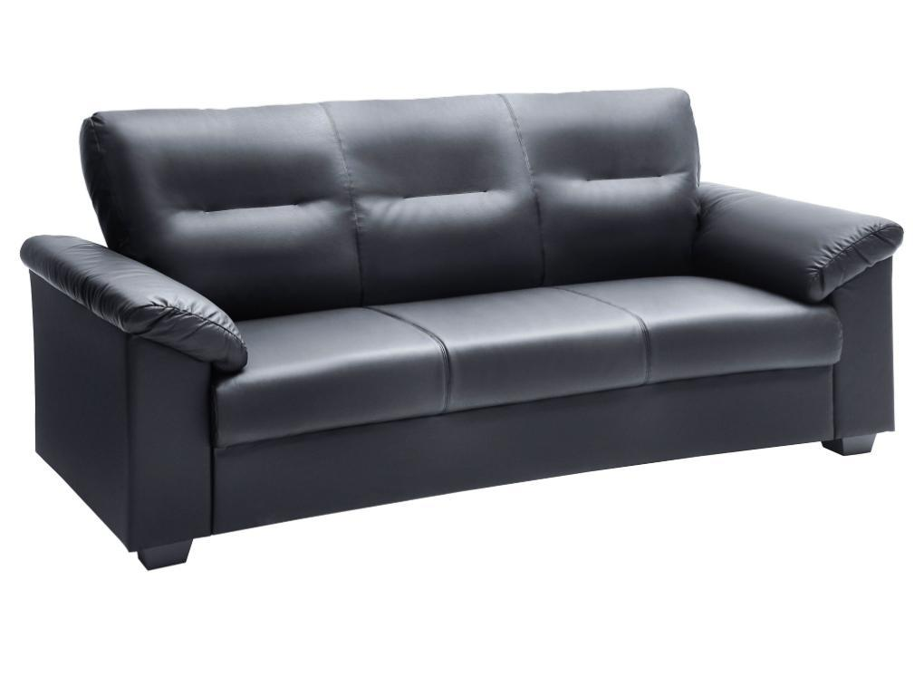 IKEA Leather Couch KNISLINGE