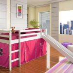 IKEA Loft Bed With Slide