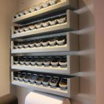 IKEA Magnetic Spice Rack