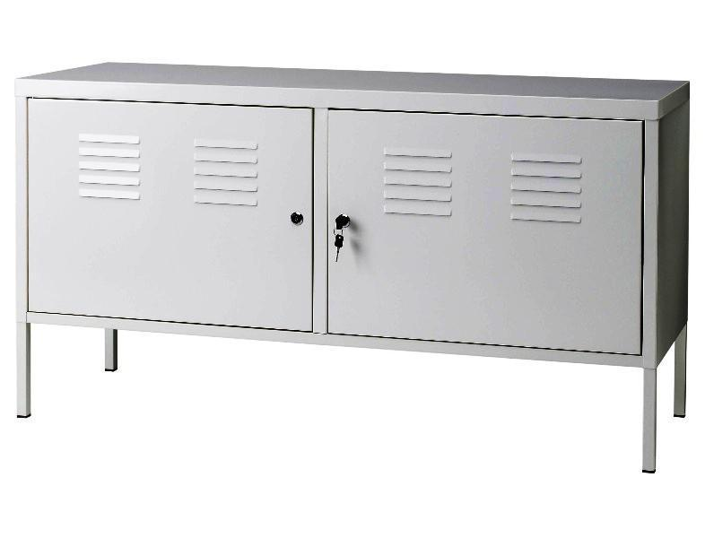IKEA Office Furniture Metal Storage Cabinets
