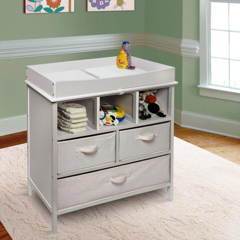 Image of: IKEA Portable Changing Table