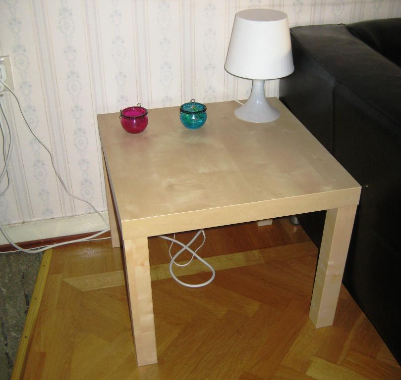 IKEA Side Table Lack