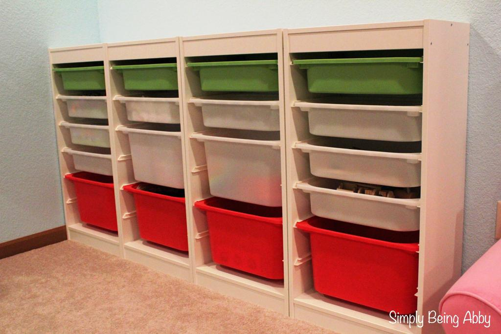IKEA Storage Bins For Toys