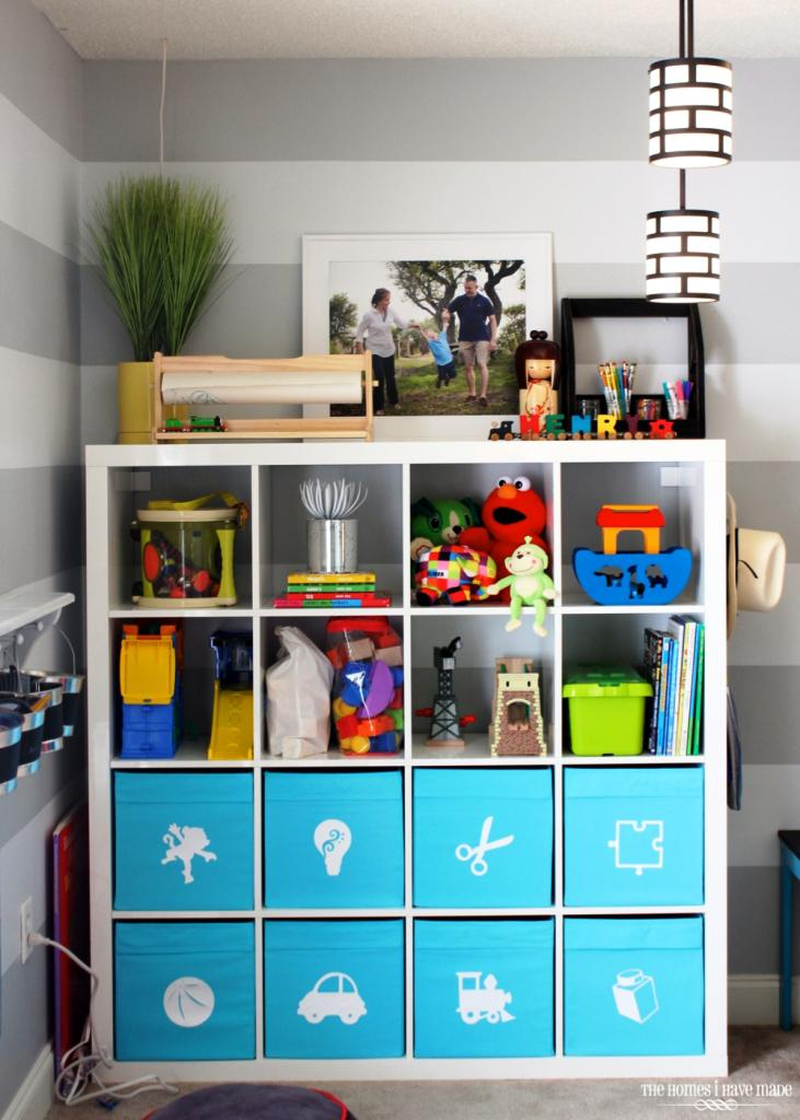 IKEA Toy Box Storage