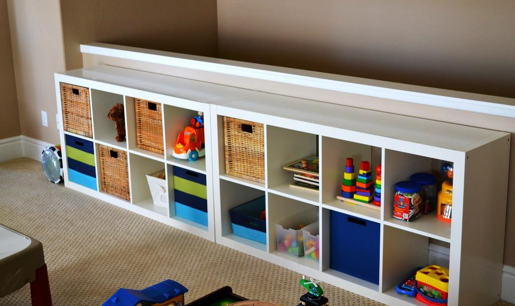 IKEA Toy Storage Ideas